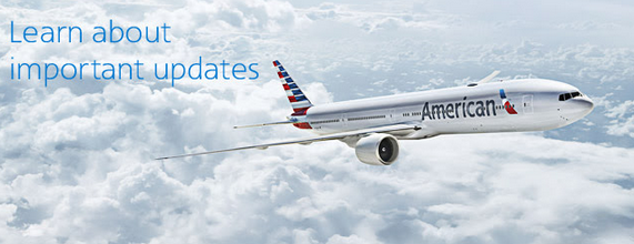 American Airlines - Dallas To Beijing