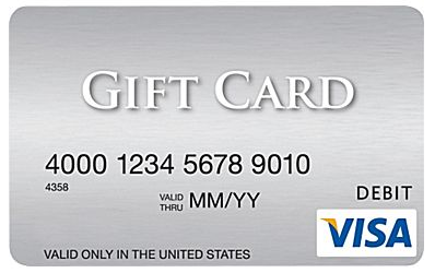 visa gift cards at staples