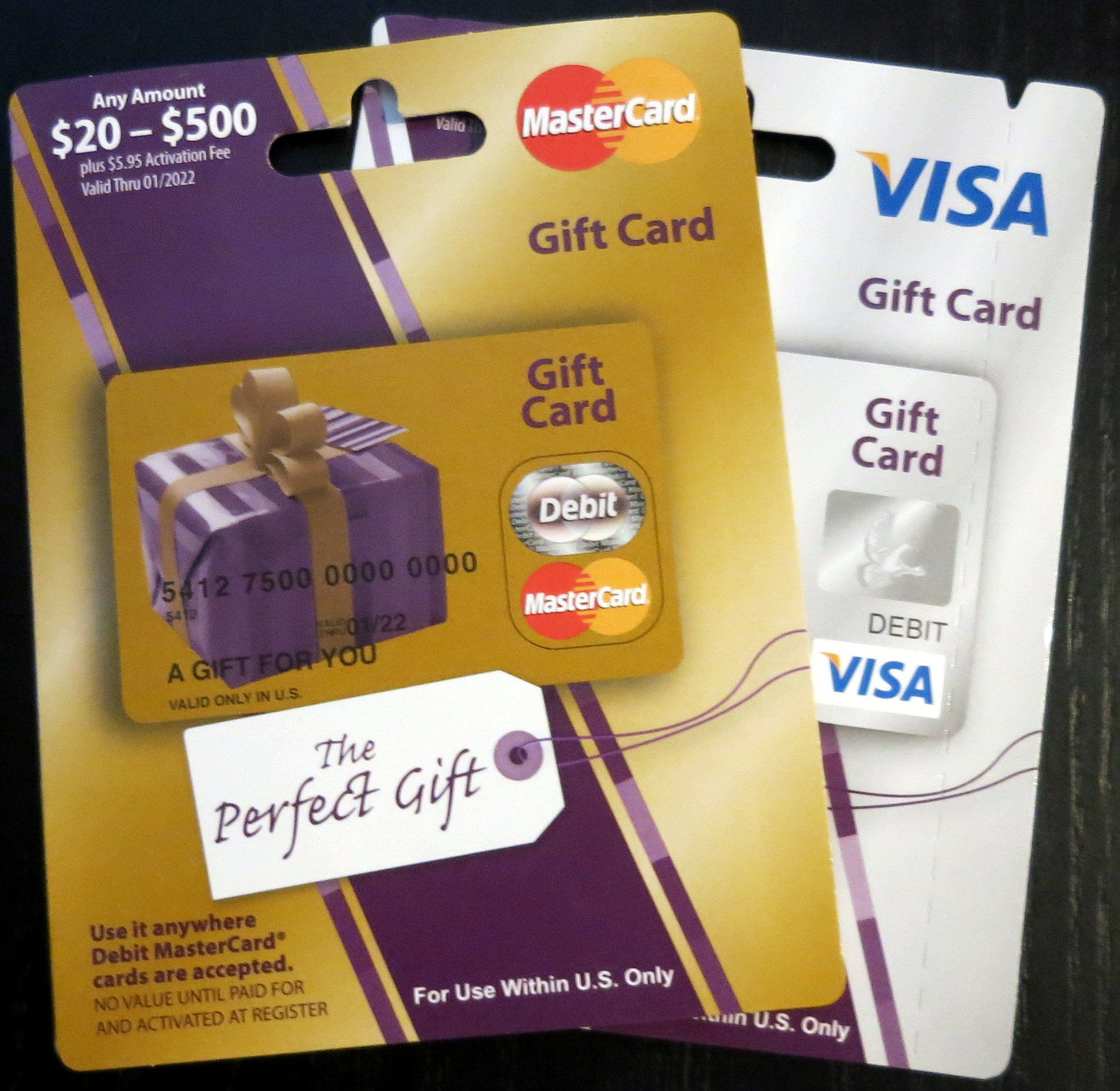 Mastercard Prepaid Platinum Travel Card