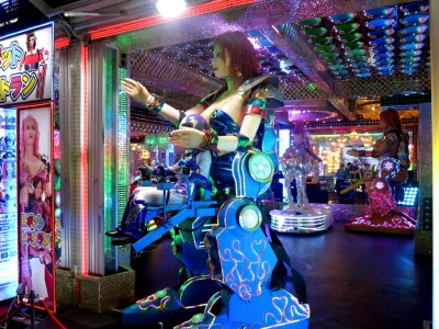 The world famous Robot Restaurant is almost indescribable.