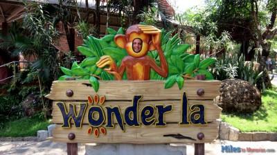 Wonder La in Kerala.