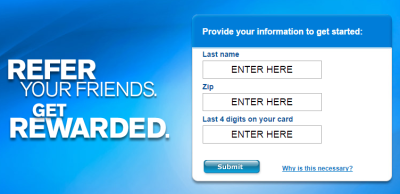 Chase Freedom refer a friend October 2014