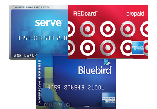Bluebird, Serve, REDcard