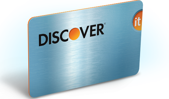 Discover it Student First Credit Card