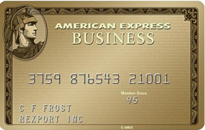 American Express Business Gold Rewards 75,000