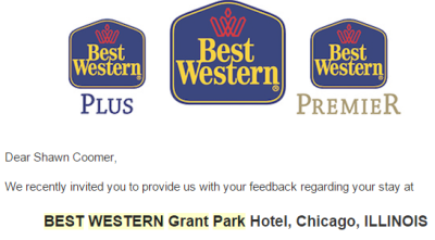 best western grant park