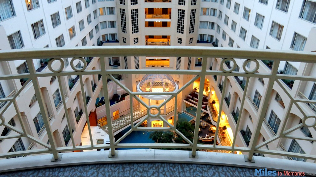grand hyatt washington dc review