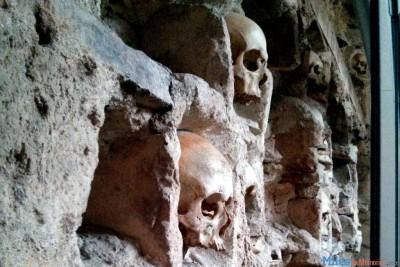 nis serbia skull tower