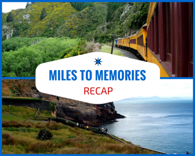 Miles to Memories recap
