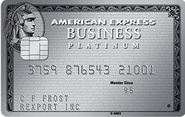 Amex Business Platinum 100K Deal
