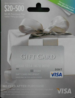 Warning New Visa Gift Card Scam How To Protect Yourself Miles To Memories