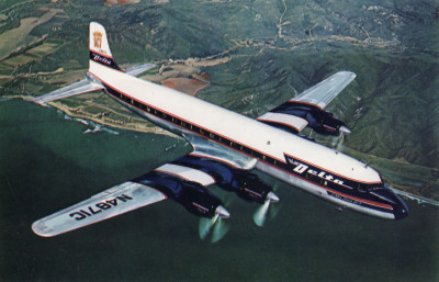 delta airlines history