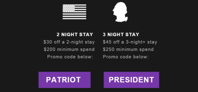 hotel tonight 4th of july coupons