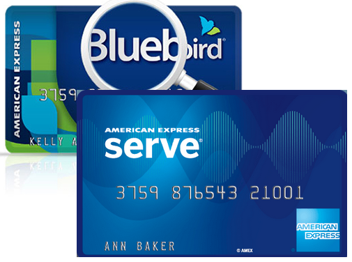 bluebird or serve