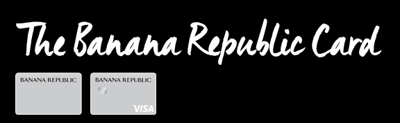 banana republic visa 5X