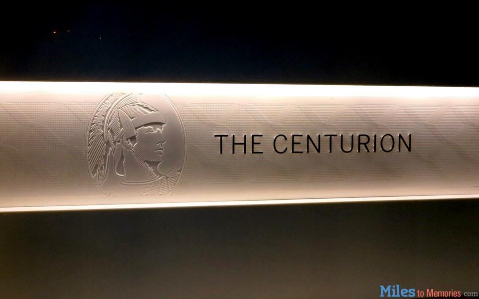 Amex Centurion Lounge Overcrowding