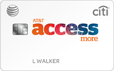 AT&T Access More Application Links