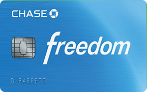 Multiple Chase Freedom Cards