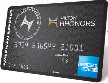Amex HHonors Surpass Best Offer