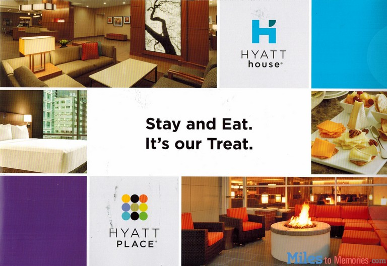 Targeted Hyatt Food and Beverage Credit