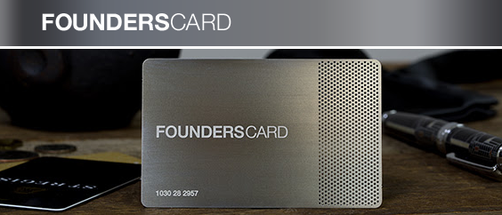 Image result for founders card