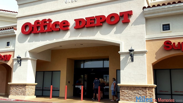 visa gift card deal office depot