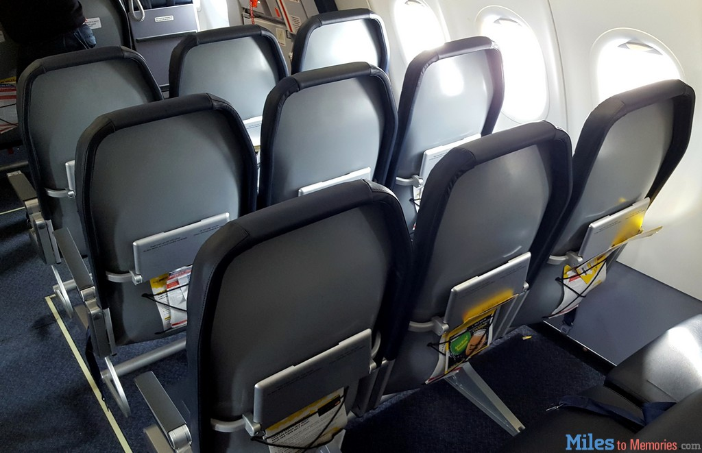 Spirit airlines exposed metal seats has the company gone for Spirit airlines one way