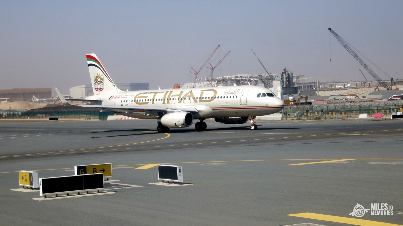 Etihad partner awards