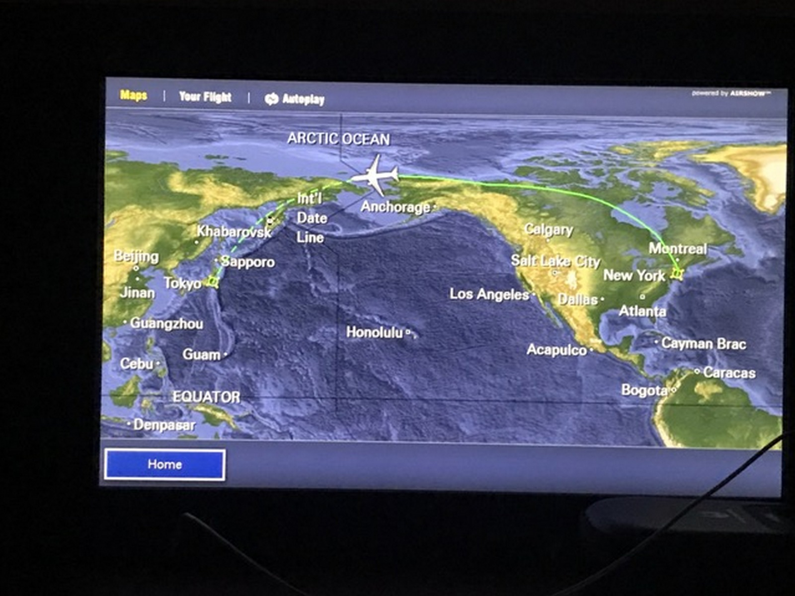 Review: Japan Airlines First Class B777-300ER