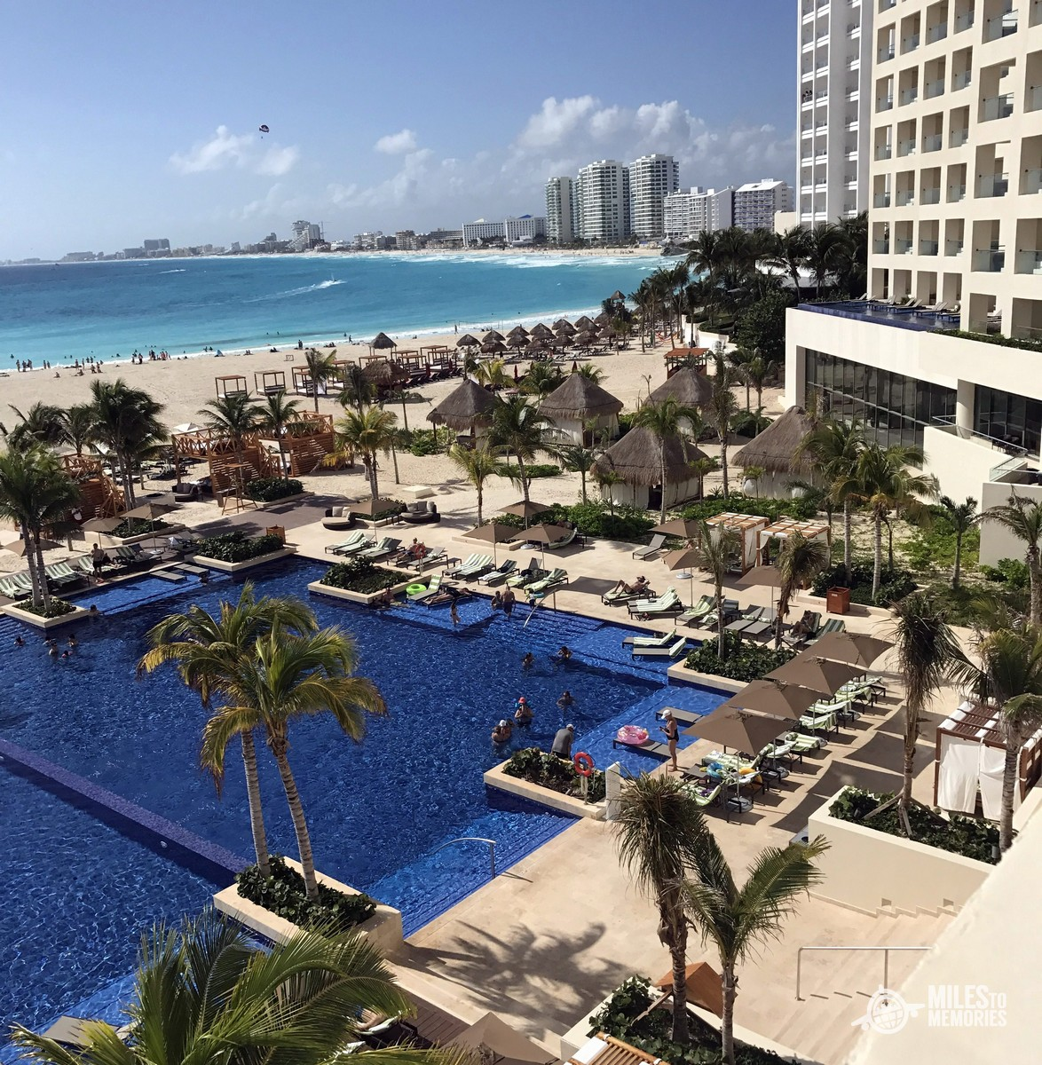 Hyatt Ziva Cancun Review