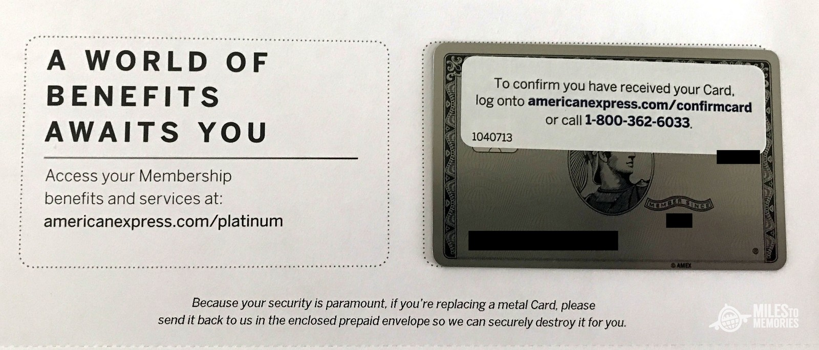New Amex Platinum Metal Card Unboxing: A Perfect Balance of Weight ...