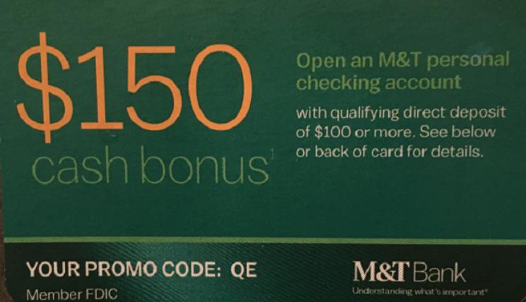 mt bank 150 bonus