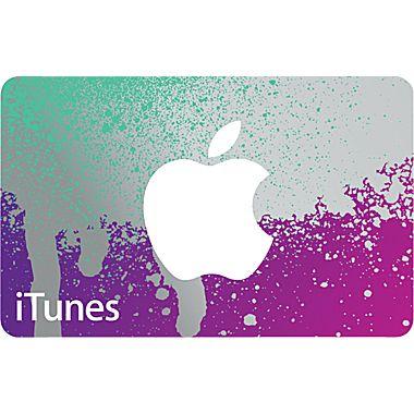 Staples iTunes Gift Card Deal