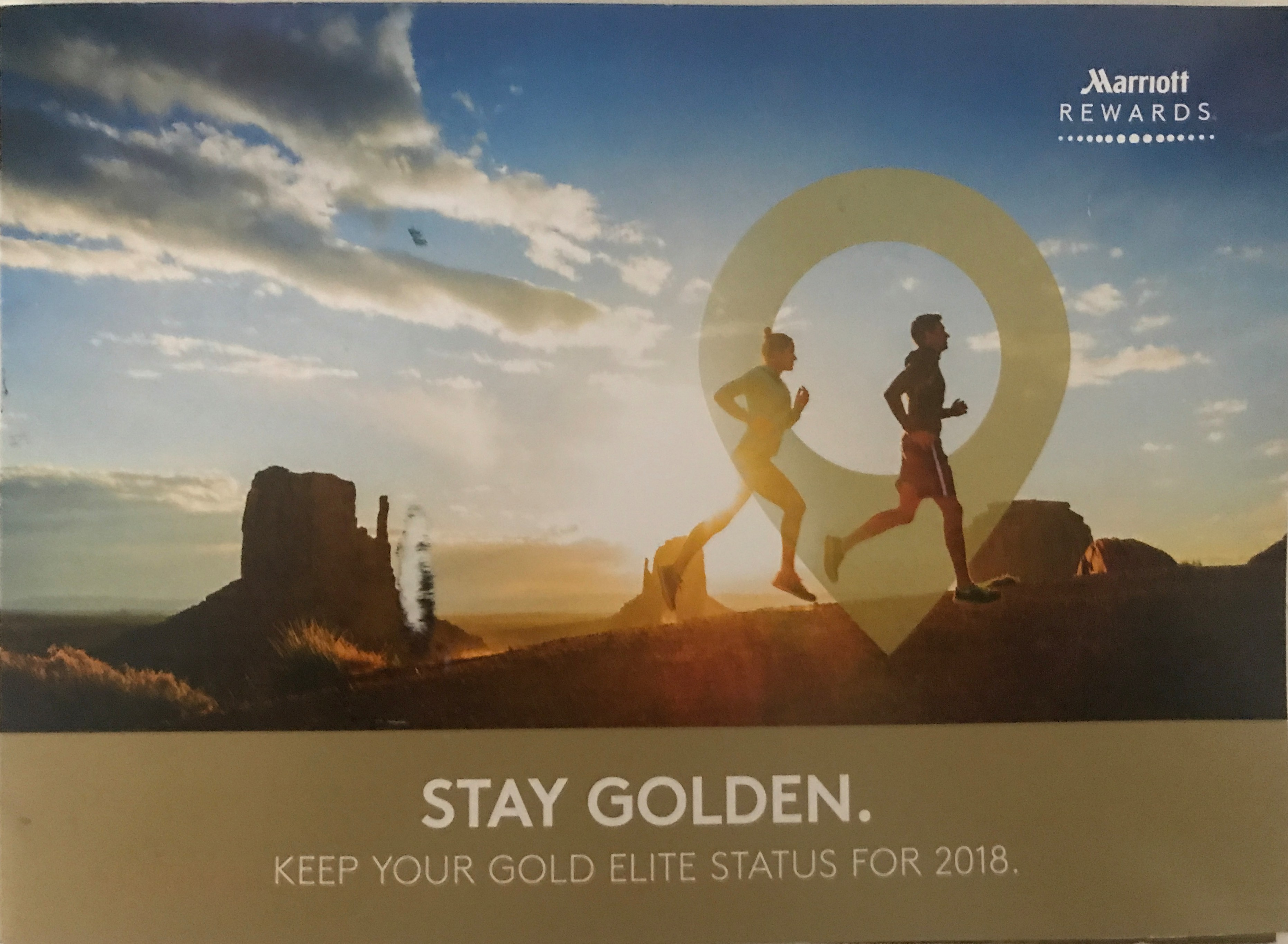 Keep Marriott Gold Elite Status Through February 2019 for ONLY 32 Qualifying Nights