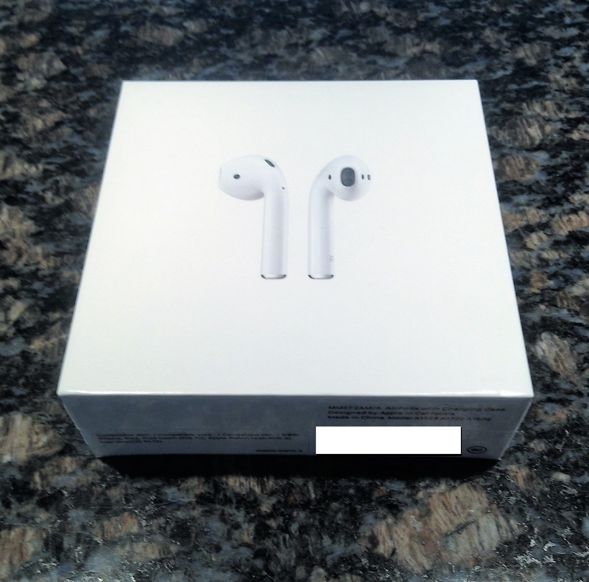 Reselling Apple AirPods