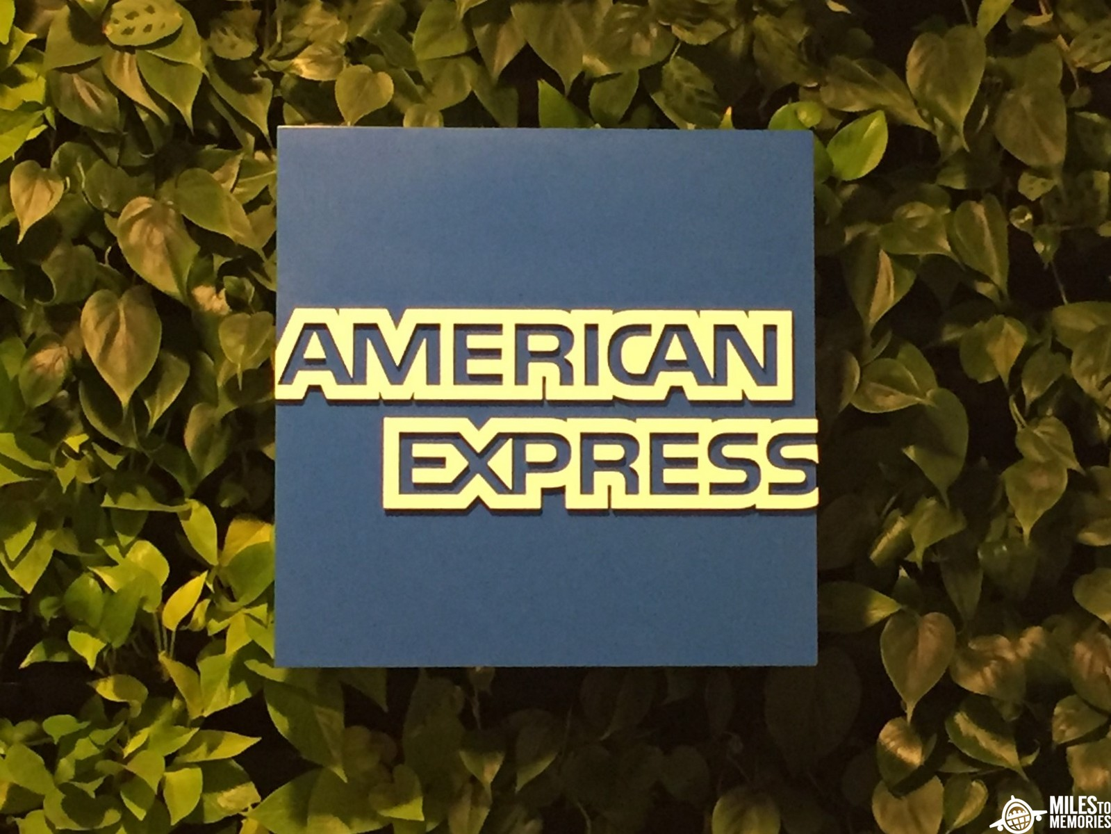 American Express - Benefits Dashboard
