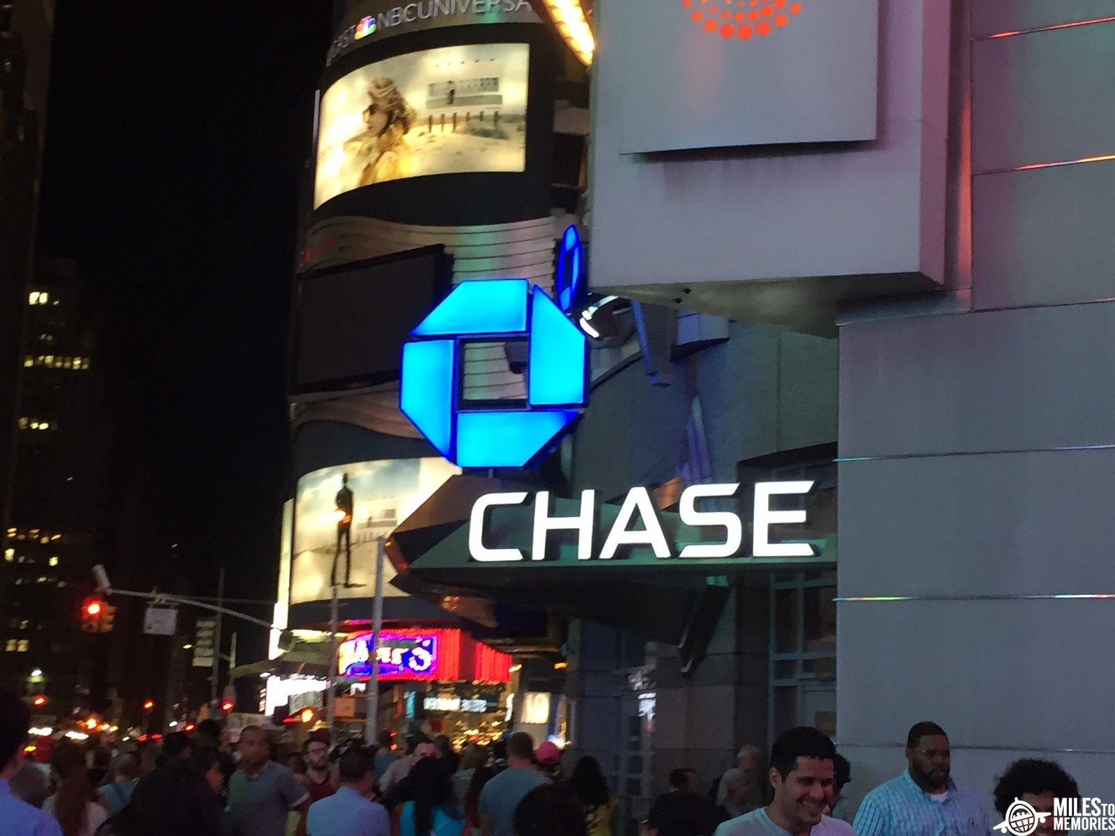 Chase Pop-up