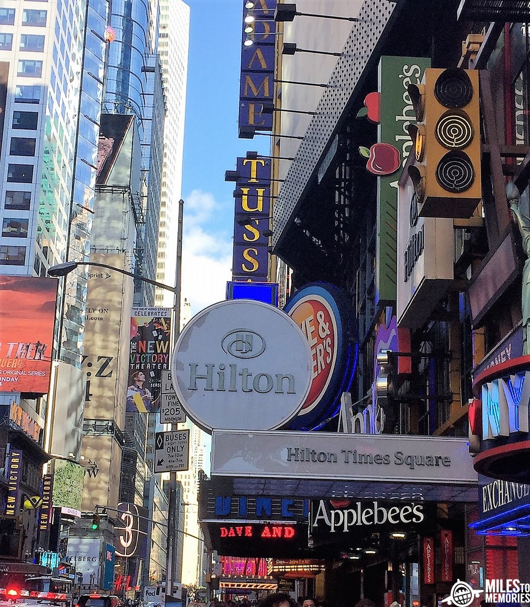 Hilton Honors American Express Ascend Review