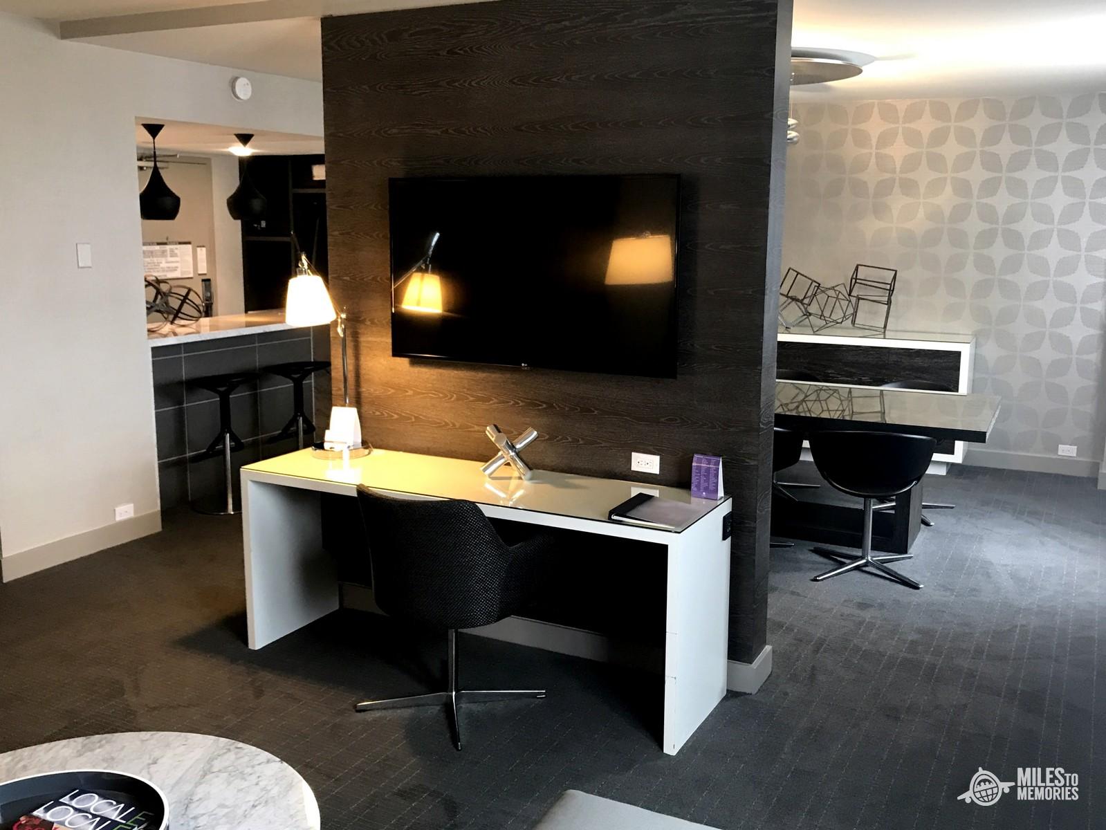 Booking Hyatt Premium Suites Awards
