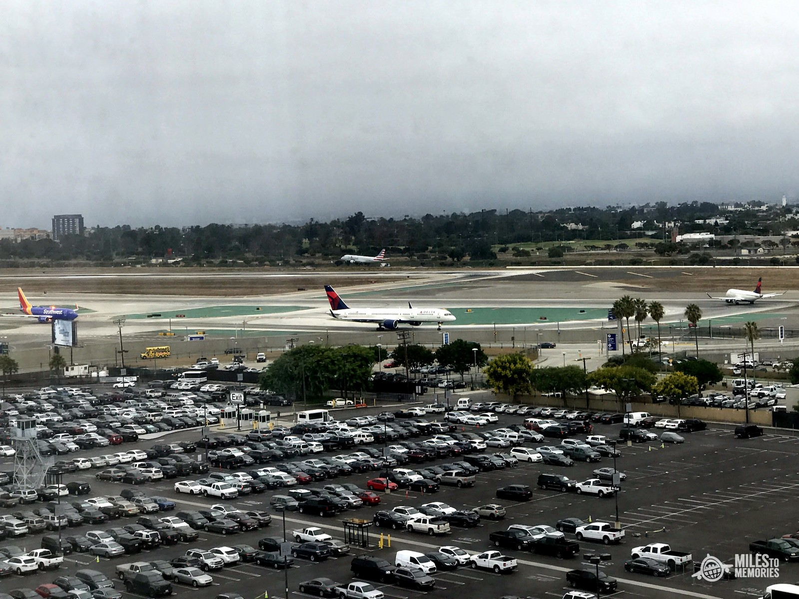 Review Hyatt Regency Los Angeles International Airport