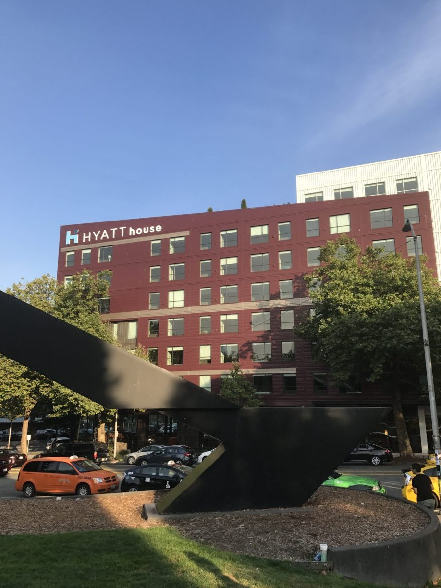 Hyatt House Seattle Downtown Review