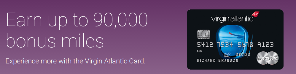 Virgin Atlantic 90k Offer Returns