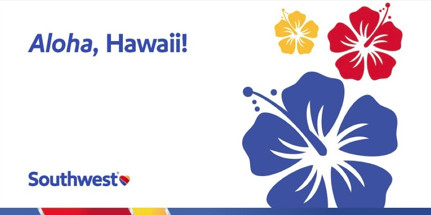 Southwest Airlines Hawaii Announcement