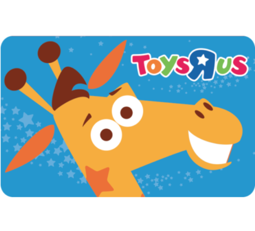 Toys For Cards : The toys r us credit card is being converted it s not