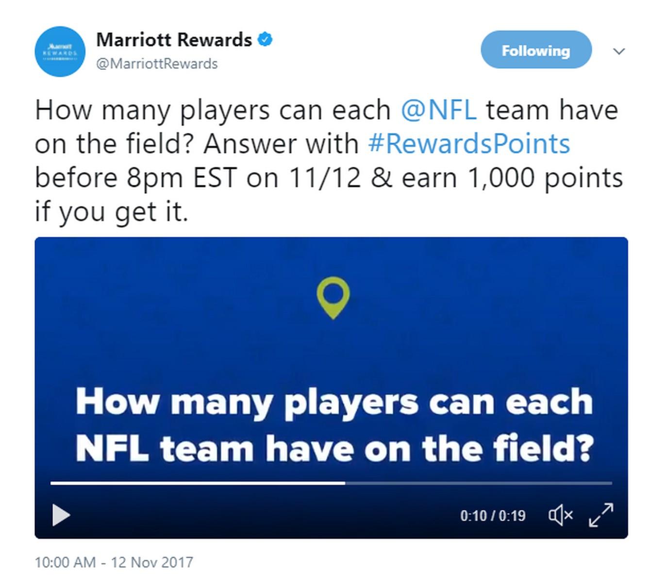 Easy Marriott Rewards Points