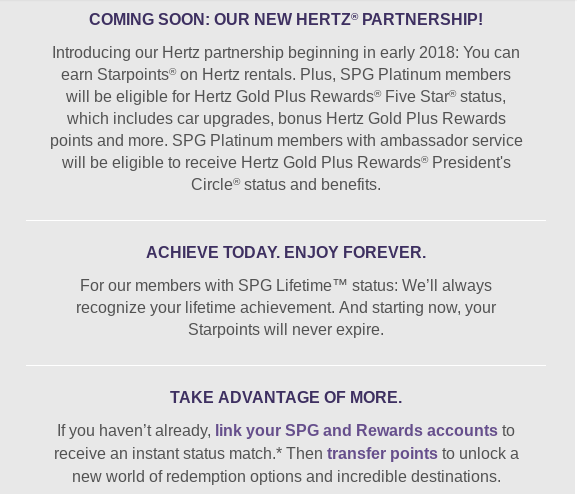 Marriott and SPG Remain Separate Plus Upcoming Changes