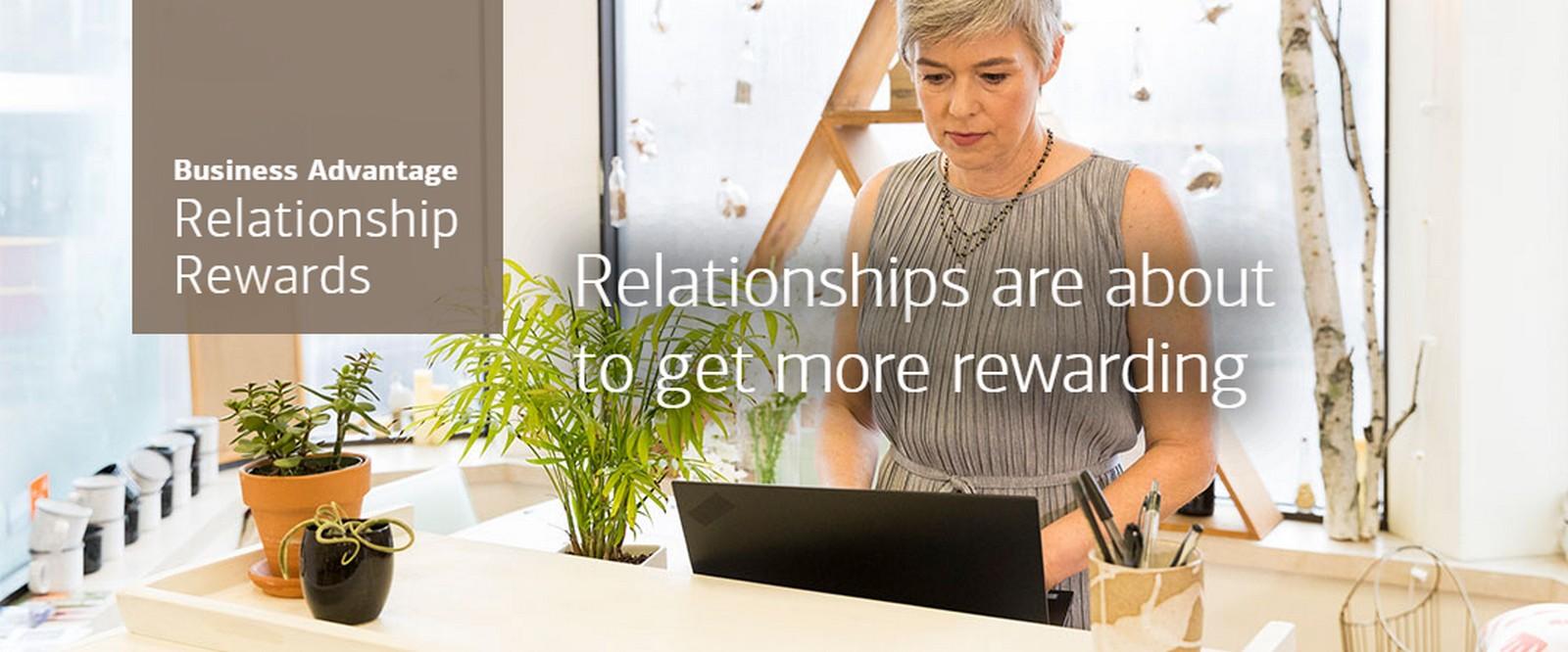 Business Advantage Relationships Rewards Program