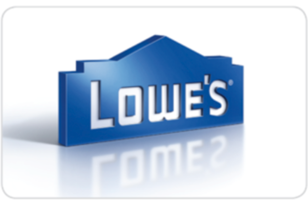 Lowe's GC 10% Off
