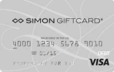 Simon Mall Running a Profitable Gift Card Deal