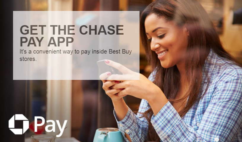 chase pay best buy